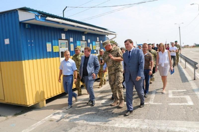 Оновлені КППВ «Каланчак» та «Чонгар» планують запустити 15 листопада