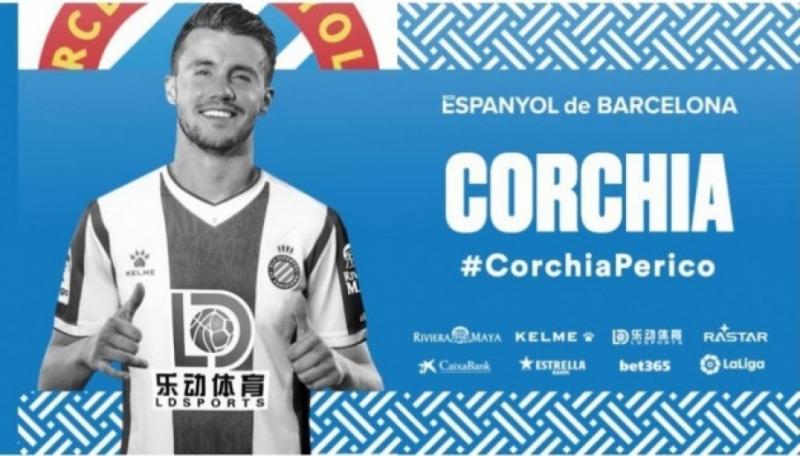 «Еспаньйол» перед матчем із «Зорею» орендував футболіста «Севільї» Коршіа