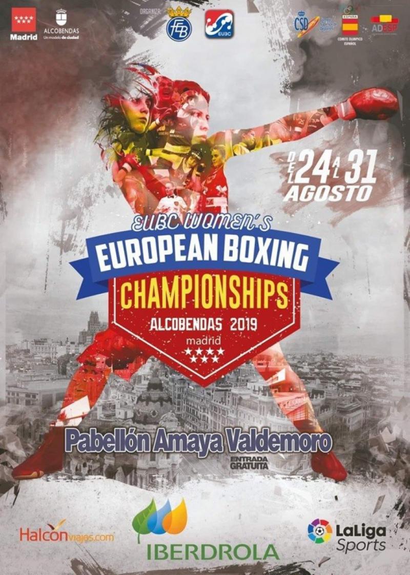 Названо склад жіночої збірної України з боксу на Євро-2019