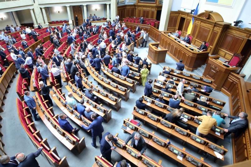 Підготовча група затвердила склад тимчасової президії Верховної Ради