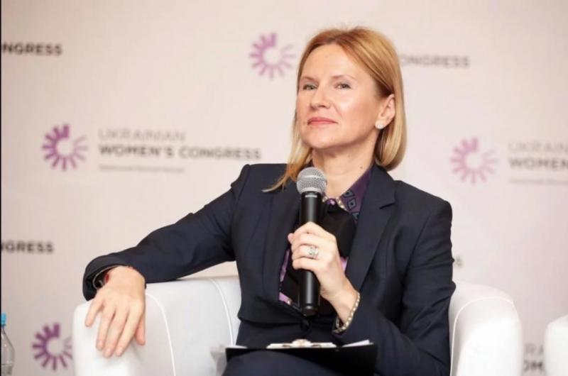 «Батьківщина» відкликала кандидатуру Кондратюк на посаду віце-спікера парламенту