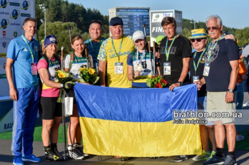 Дар'я Блашко здобула «бронзу» ЧС-2019 з літнього біатлону у спринті