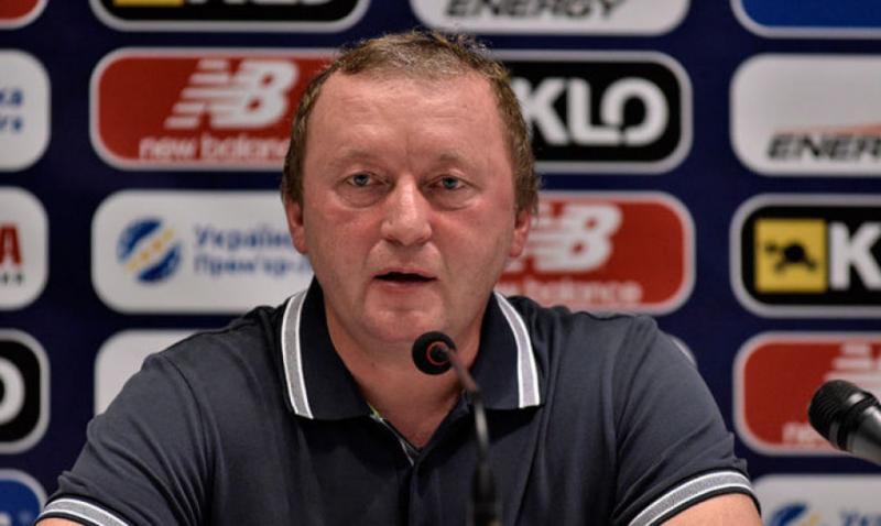 Тренер «Олександрії» Володимир Шаран: Так беззубо грати в атаці не можна