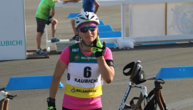 Віта Семеренко – бронзовий призер ЧС-2019 з літнього біатлону у персьюті