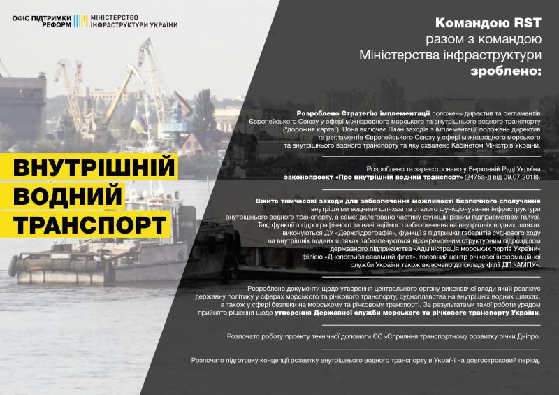 Команда підтримки реформ: підсумки роботи 2016-2019рр.