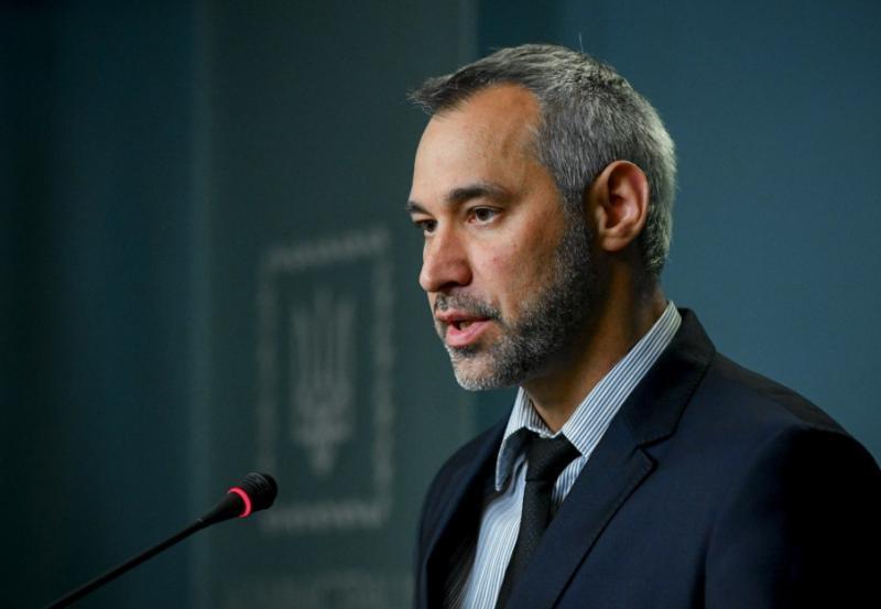 Рада призначила новим генпрокурором України Руслана Рябошапку