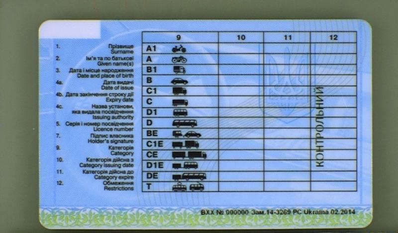 В Україні вже з наступного року можуть здорожчати водійські права, - Криклій