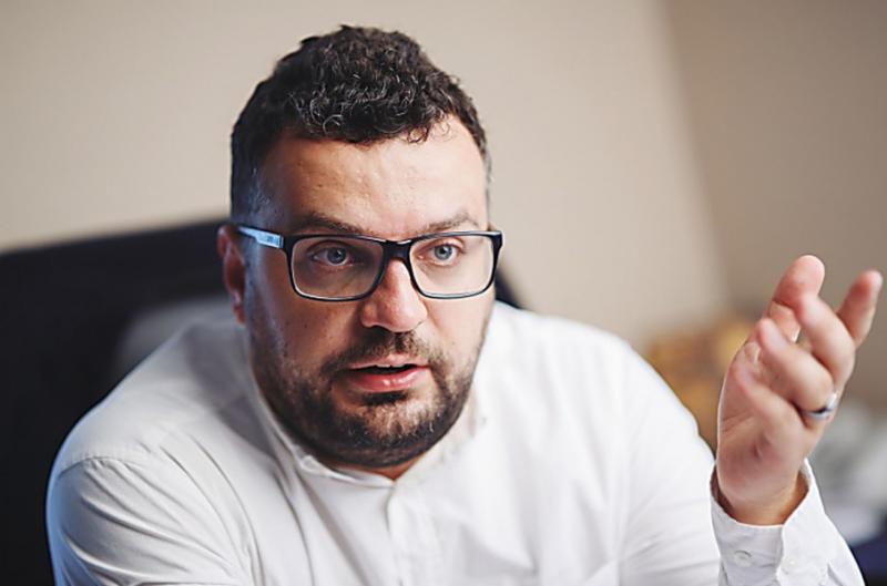 Голова Держкіно Іллєнко написав заяву про звільнення