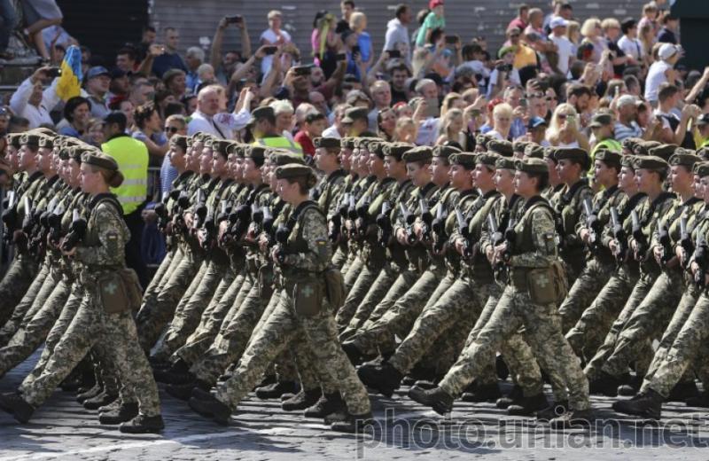 На День Незалежності у Києві відбудуться два марші – офіційний та народний