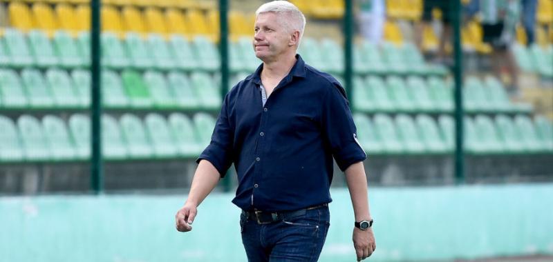 Тренер «Карпат» Олександр Чижевський: Два голи ми привезли собі самі