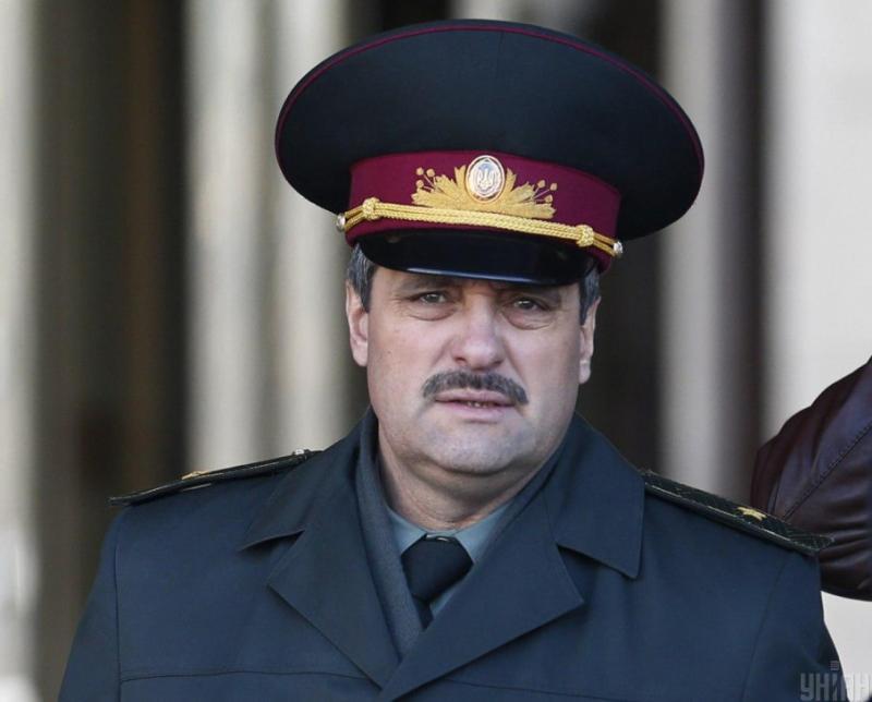 Справа збитого Іл-76: генерал-майор Назаров подав рапорт про звільнення із ЗСУ