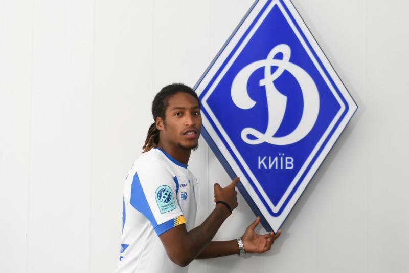 Офіційно: Форвард збірної Люксембургу Жерсон Родрігес став гравцем «Динамо»
