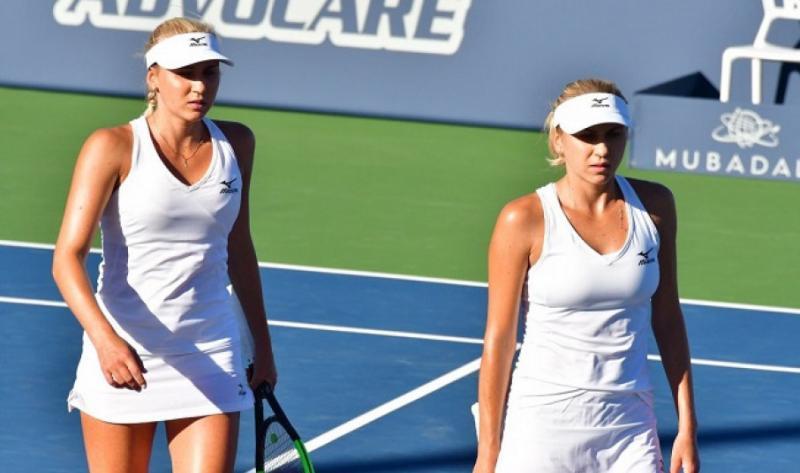 Сестри Кіченок вийшли до 1/4 фіналу парного розряду тенісного турніру у Сан-Хосе