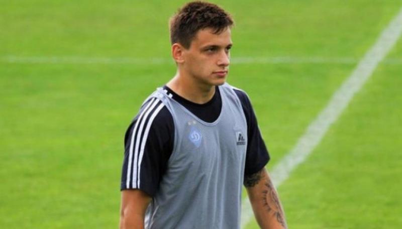 Офіційно: Нападник «Динамо» Назарій Русин на правах оренди перейшов у «Зорю»