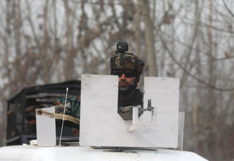 Скасування автономії Кашміру: Індія направила нові війська у регіон та привела армію у боєготовність