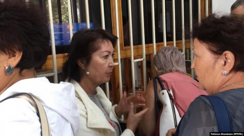 Проти дружини експрезидента Киргизстану Атамбаєва порушили кримінальну справу