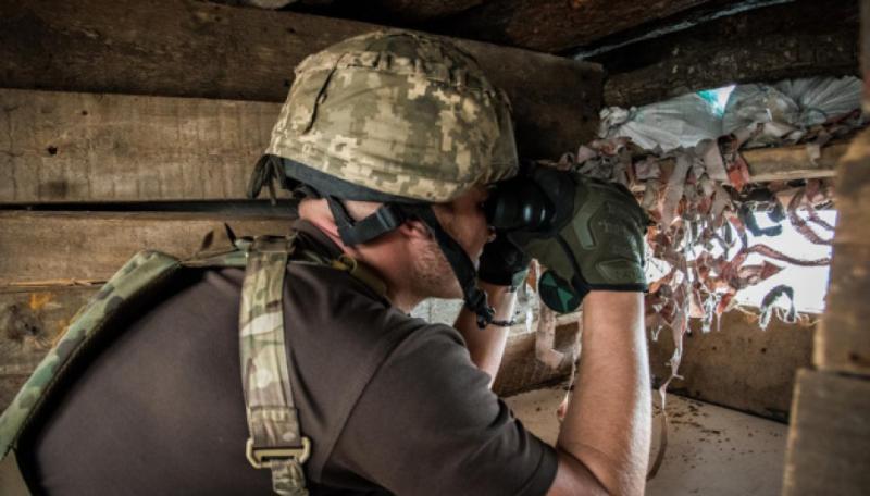 На Донбасі від початку доби – два обстріли