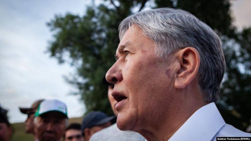 Спроба затримання експрезидента Киргизстану провалилася: загинув спецпризначенець