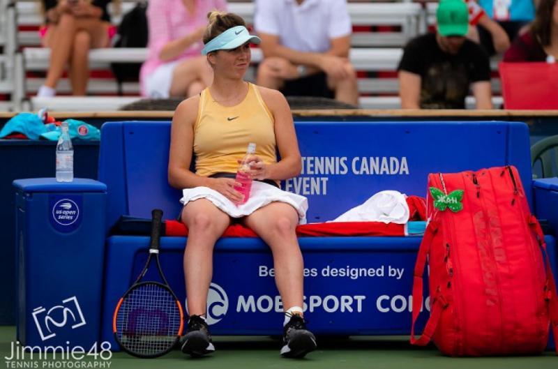 Еліна Світоліна не змогла пробитися до півфіналу тенісного турніру в Торонто