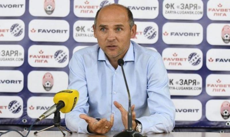 Тренер «Зорі» Віктор Скрипник: Зробимо все, аби про нас говорили позитивно
