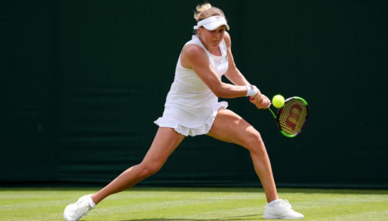 Катерина Козлова не пройшла до основної сітки тенісного турніру в Цинциннаті