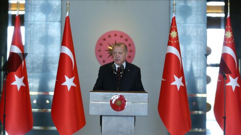 Президент Туреччини анонсував нову військову операцію в Сирії