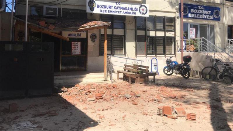 Від землетрусу у Туреччині постраждали 23 людини