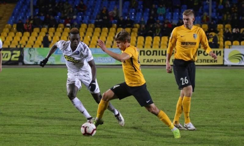«Олександрія» у грі з «Олімпіком» здобула першу перемогу у новому сезоні УПЛ