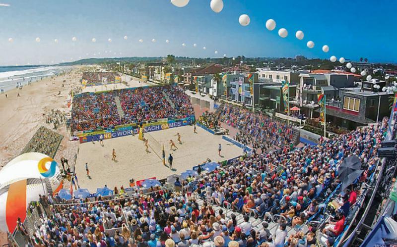 На перші Всесвітні пляжні ігри-2019 Україна наразі виборола 29 ліцензій