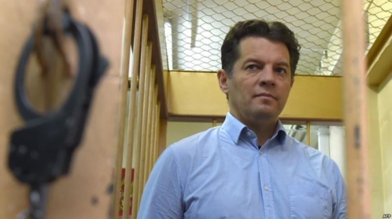 Політв'язню Сущенку продовжили ще на три місяці тримання у «безпечному місці»