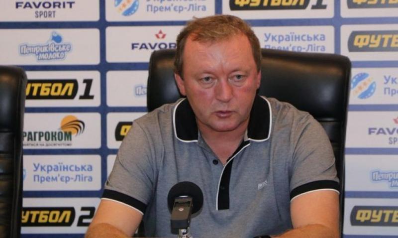 Тренер «Олександрії» Шаран: Надалі маємо показувати більш змістовну гру