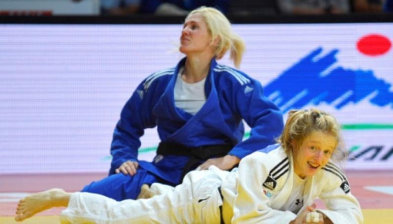 Марина Черняк виграла «бронзу» на Гран-прі з дзюдо в Ташкенті