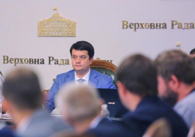 Рада проведе годину запитань до уряду 11 жовтня