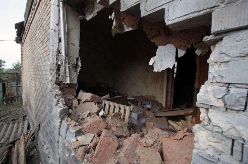 Сьогодні вранці бойовики обстріляли українських військових у районі Зайцевого та Південного