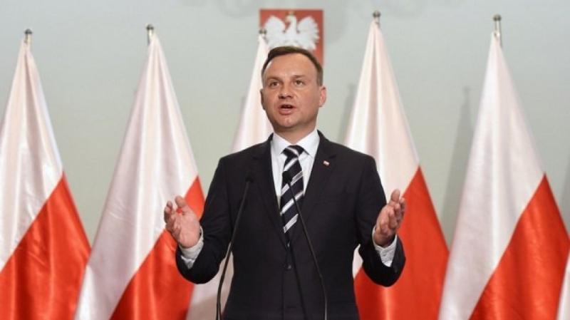 Для Польщі нацистська окупація змінилась радянською, – Дуда
