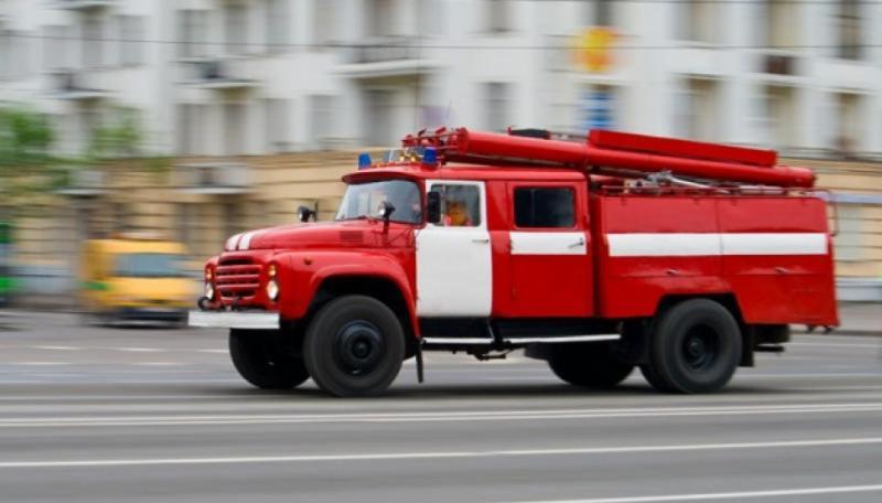 У Миколаївській області знову гасили пожежу на колишньому м'ясокомбінаті
