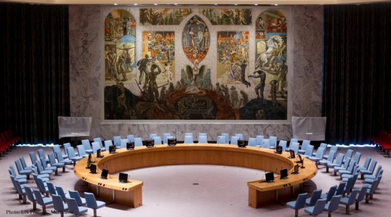 РФ головуватиме у Радбезі ООН у вересні