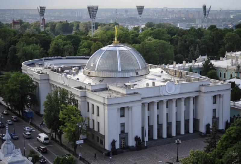 У Апарату немає грошей для забезпечення інклюзивності у будівлі Верховної Ради