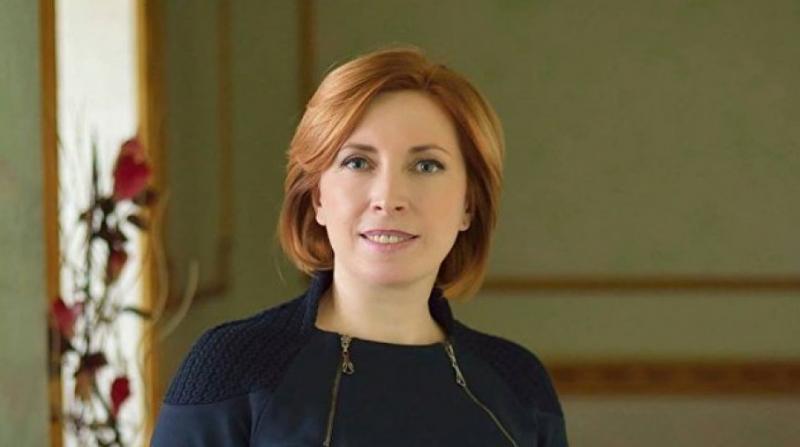Кабмін призначив Верещук своєю постійною представницею у Раді