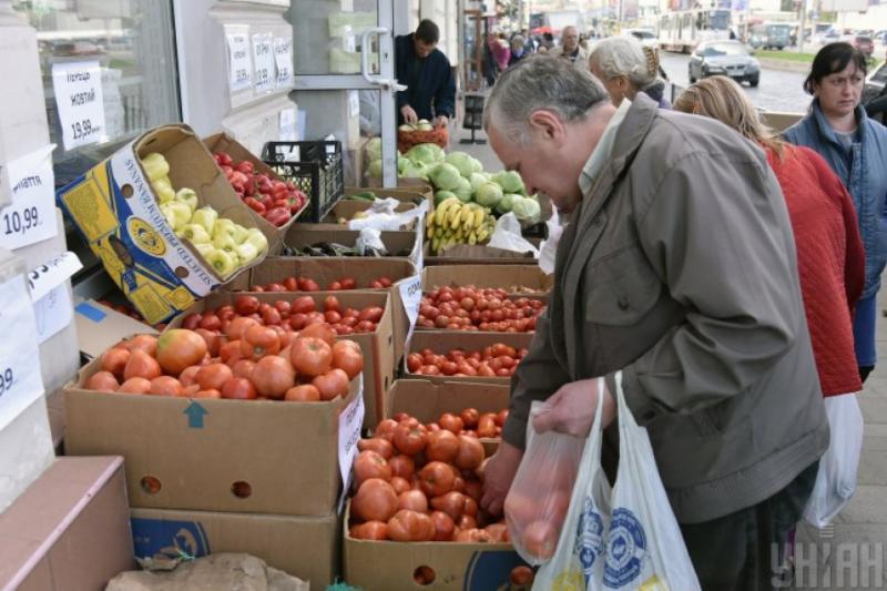 ЄС відмовився від імпорту українських овочів та фруктів