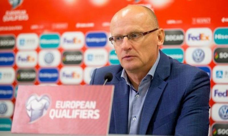 Тренер збірної Литви Вальдас Урбонас: Здивований, що було так багато українських фанатів