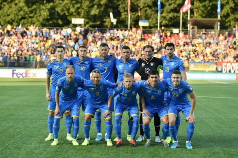 Збірна України з футболу у Вільнюсі впевнено обіграла команду Литви у грі відбору Євро-2020