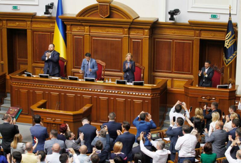 Вечірнє засідання Верховної Ради ІХ скликання, - онлайн-трансляція