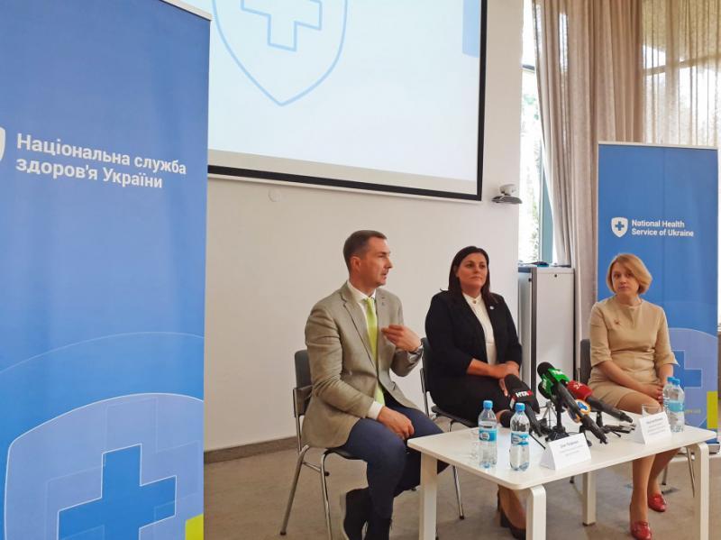 НСЗУ окреслила зміни в сфері спеціалізованої медицини в 2020 році