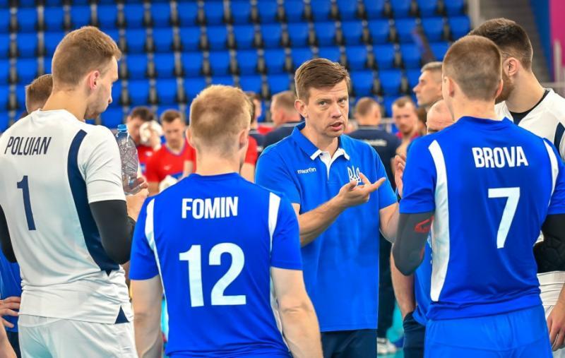 Тренер українських волейболістів Угіс Крастіньш: У збірній хороша суміш – молодь і вже досвідчені гравці