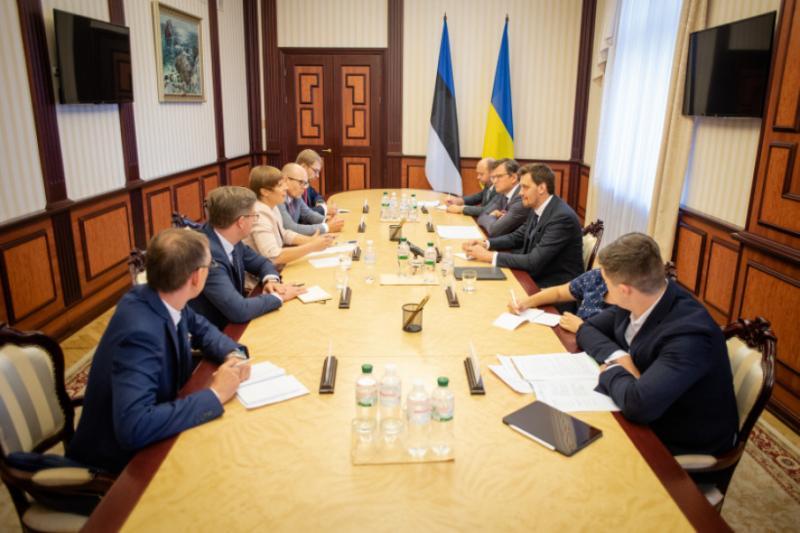 Україна вже у 2025 році може приєднатися до енергоринку Європи, – Гончарук