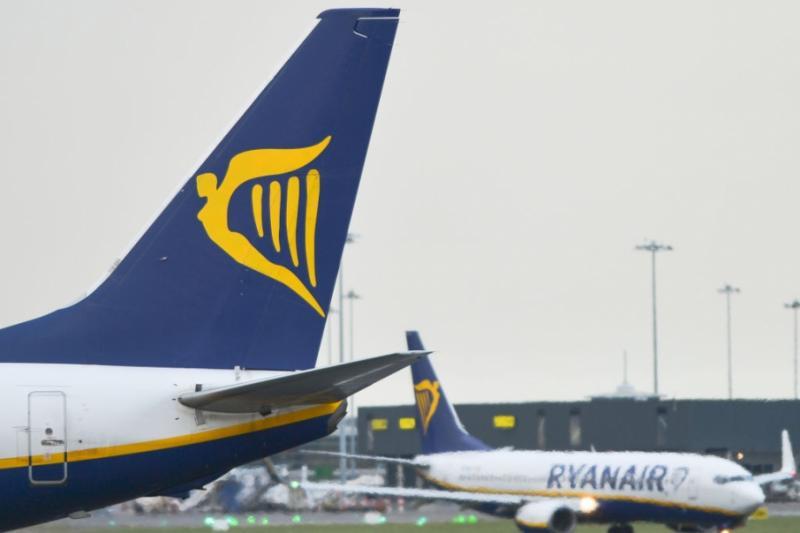 Пілоти авіакомпанії Ryanair планують акції протесту
