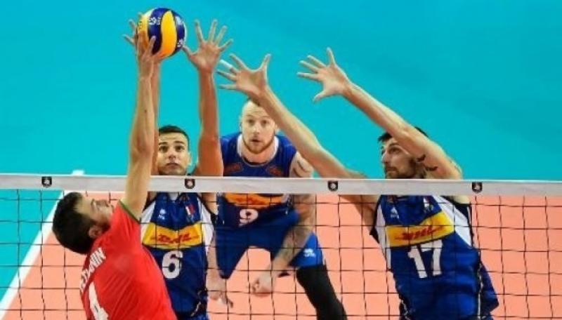 Збірна України з волейболу перемогою над чехами розпочала чоловічий Євро-2019