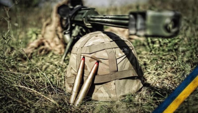 У штабі ООС повідомили ім'я бійця, що загинув на Донбасі