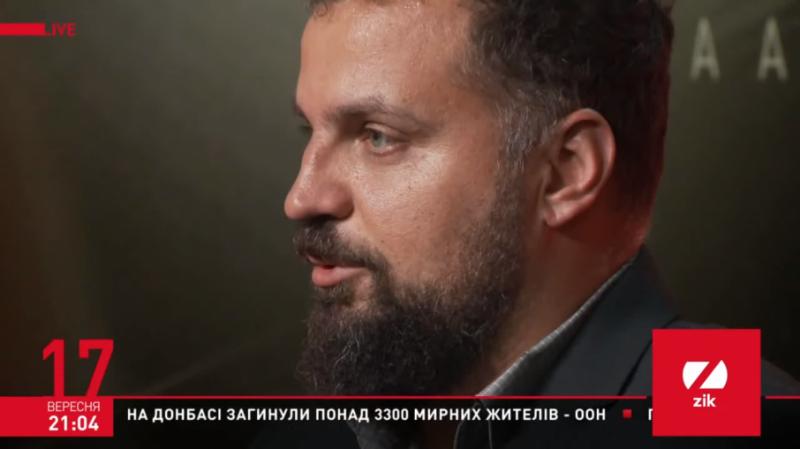Невдало пожартував, – ексголова Держкіно про скандал за участю Зеленського